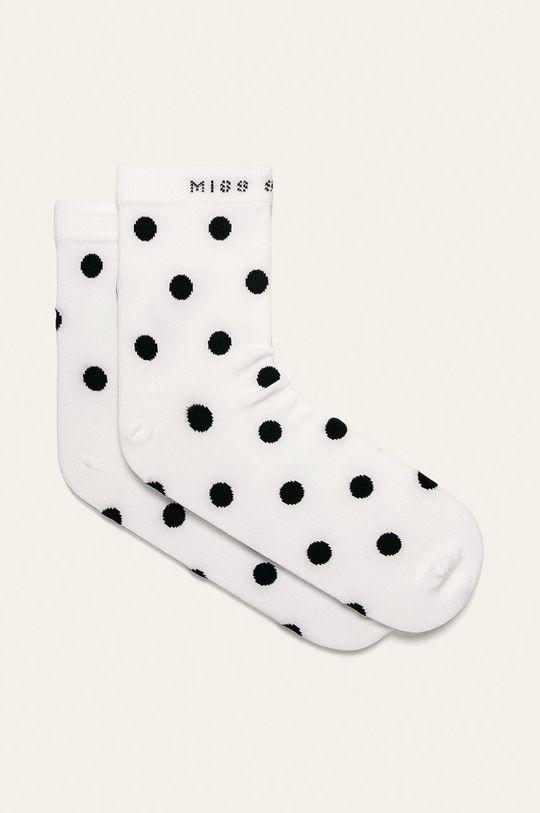 biela Miss Sixty - Ponožky Dámsky
