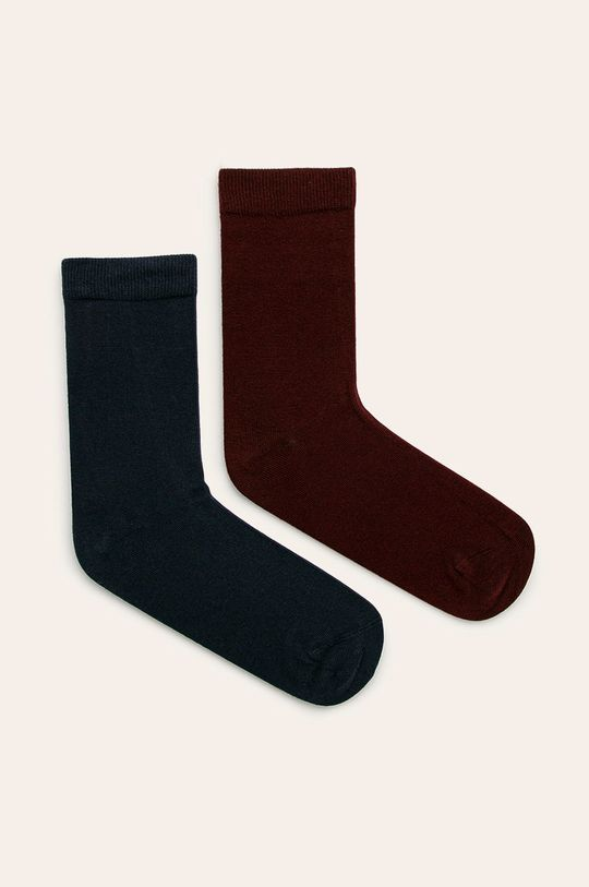 viacfarebná John Frank - Ponožky (2-pak) Dámsky