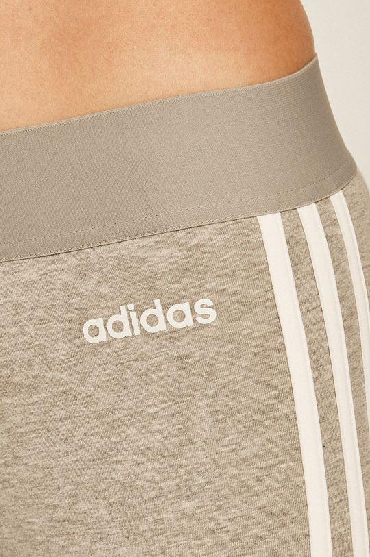 светло-серый adidas - Леггинсы