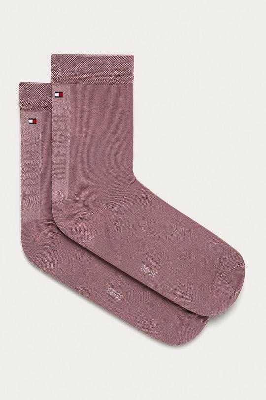 roz murdar Tommy Hilfiger - Sosete De femei
