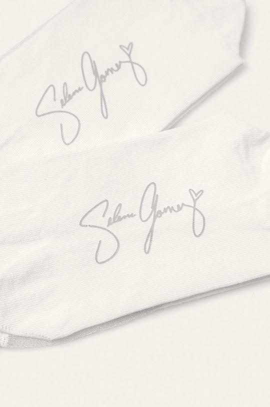 Puma - Ponožky x Selena Gomez bílá