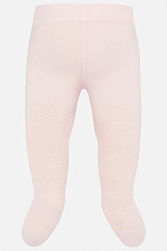 ružová Mayoral - Detské pančuchy 62-86 cm Dievčenský