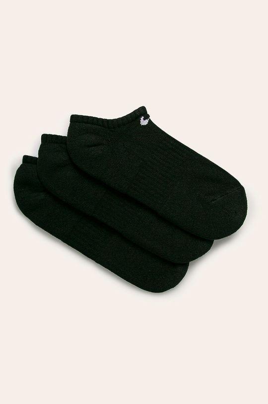 czarny Nike - Stopki (3 pack) Męski