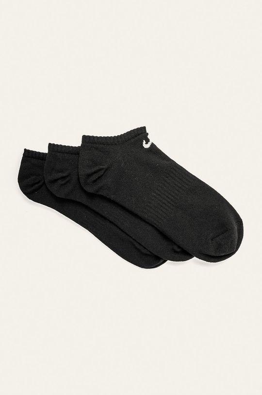 čierna Nike - Členkové ponožky (3-pak) Pánsky