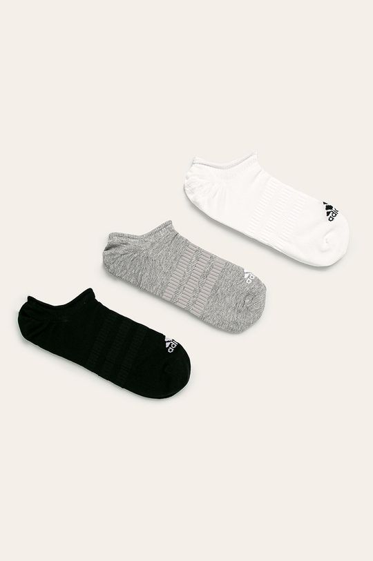 vícebarevná adidas Performance - Ponožky (3 pack) Pánský
