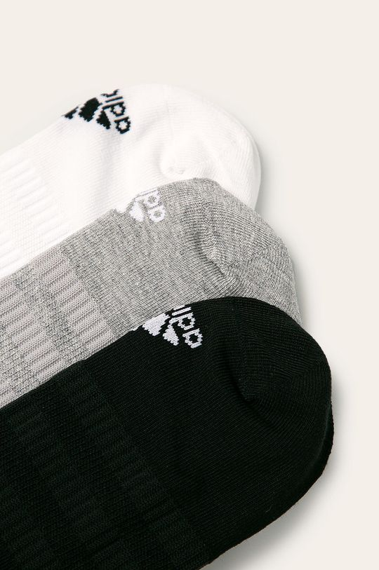 adidas Performance - Ponožky (3 pack) vícebarevná
