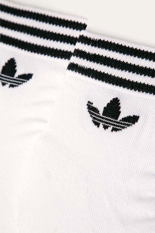 adidas Originals - Skarpety (3-pack) biały