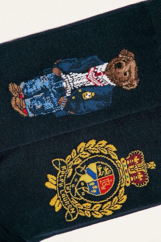 Polo Ralph Lauren - Ponožky námořnická modř
