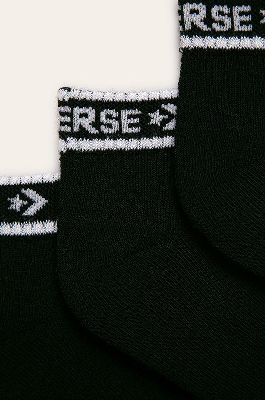 Converse - Sosete (3-pack) negru