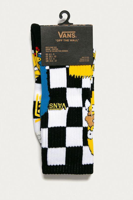 Vans - Ponožky x The Simpsons čierna