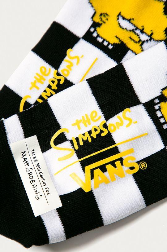 čierna Vans - Ponožky x The Simpsons