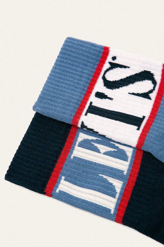 Levi's - Ponožky (2-pack) námořnická modř
