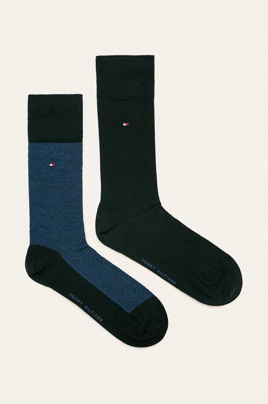 námořnická modř Tommy Hilfiger - Ponožky (2-pack) Pánský