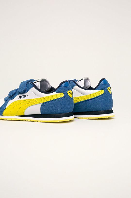 Puma - Detské topánky Cabana Racer SL V PS  Zvršok: Syntetická látka Vnútro: Textil Podrážka: Syntetická látka