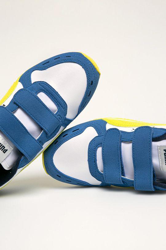 Puma - Detské topánky Cabana Racer SL V PS Chlapčenský