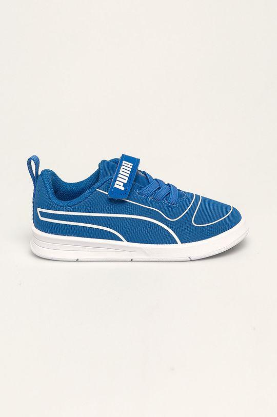 albastru Puma - Pantofi copii Kali V Inf De băieți