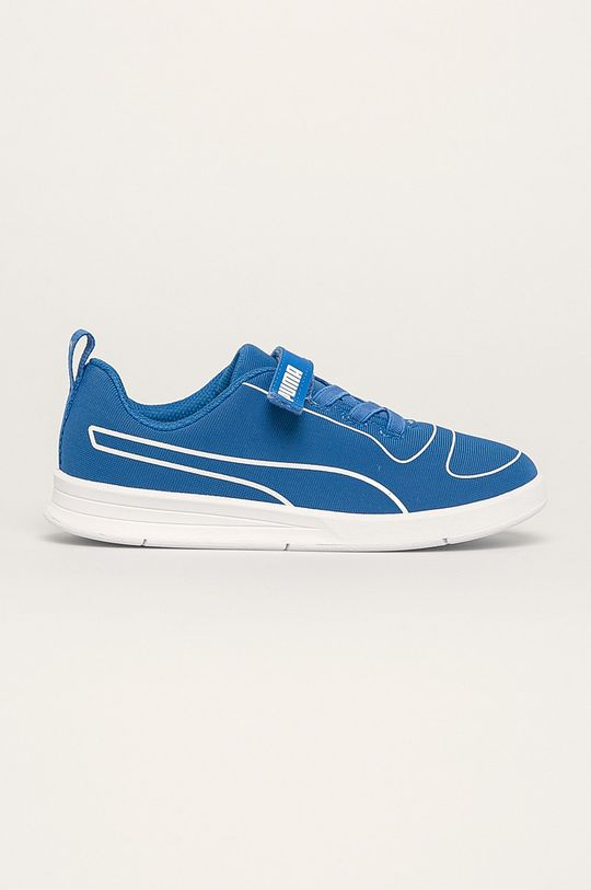 modrá Puma - Detské topánky Kali V PS Chlapčenský