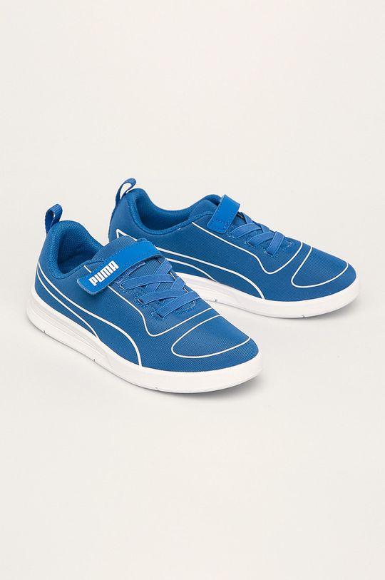 Puma - Detské topánky Kali V PS modrá