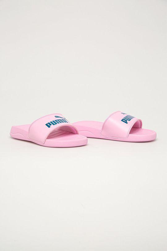 Puma - Slapi copii Popcat 20 roz