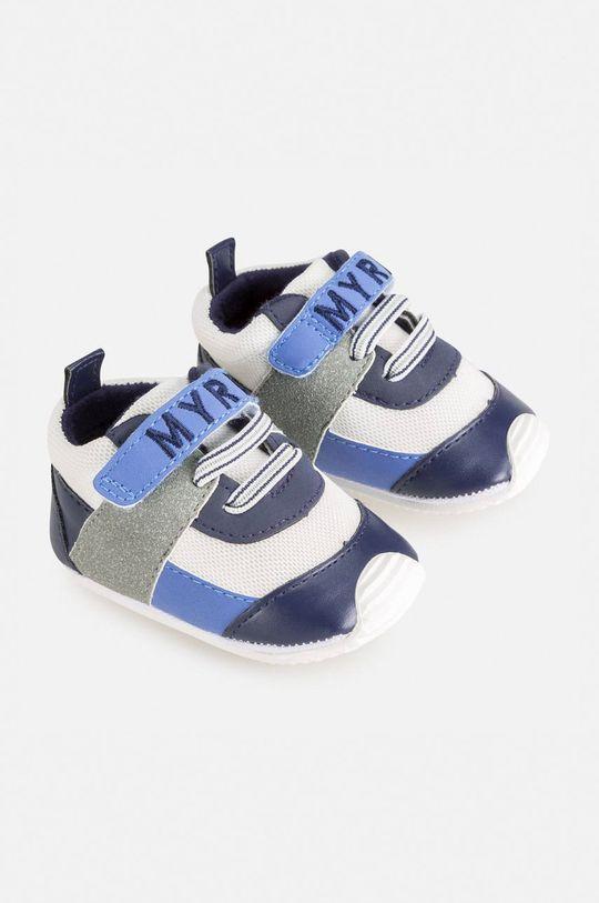 svetlomodrá Mayoral - Detské topánky Chlapčenský