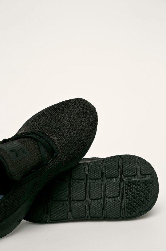 černá adidas Originals - Dětské boty