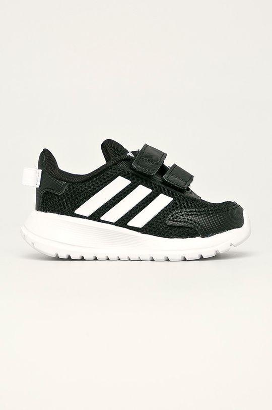 czarny adidas - Buty dziecięce Tensaur Run I Chłopięcy