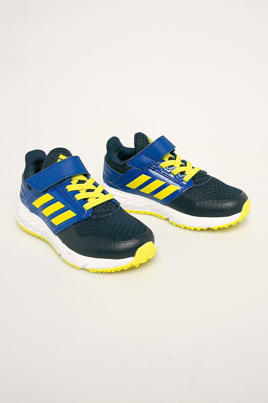 adidas Performance - Дитячі черевики  FortaFatio EL K блакитний