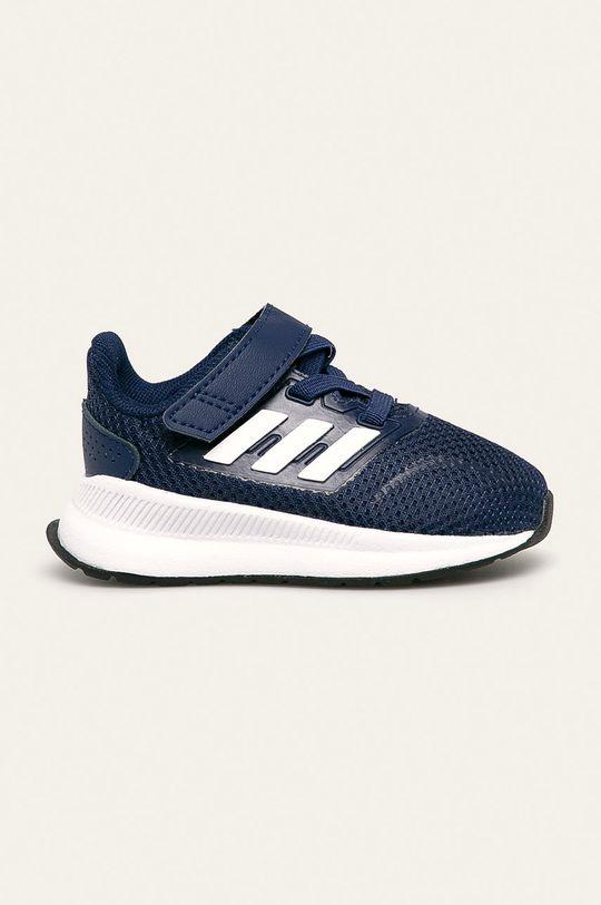 námořnická modř adidas - Dětské boty Runfalcon I Chlapecký