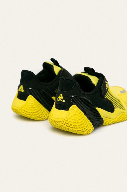adidas Performance - Detské topánky 4uture Rnr El  Zvršok: Syntetická látka, Textil Vnútro: Textil Podrážka: Syntetická látka