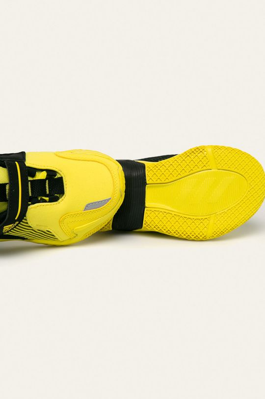 žltá adidas Performance - Detské topánky 4uture Rnr El
