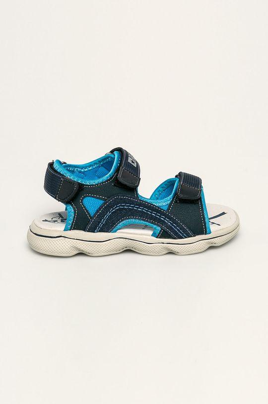 námořnická modř Big Star - Dětské sandály Chlapecký