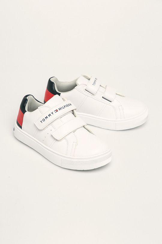 Tommy Hilfiger - Dětské boty bílá