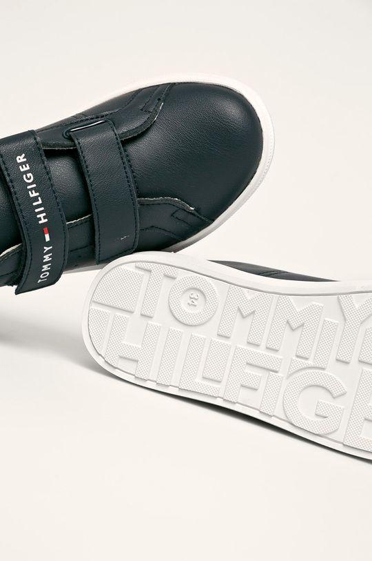 tmavomodrá Tommy Hilfiger - Detské topánky