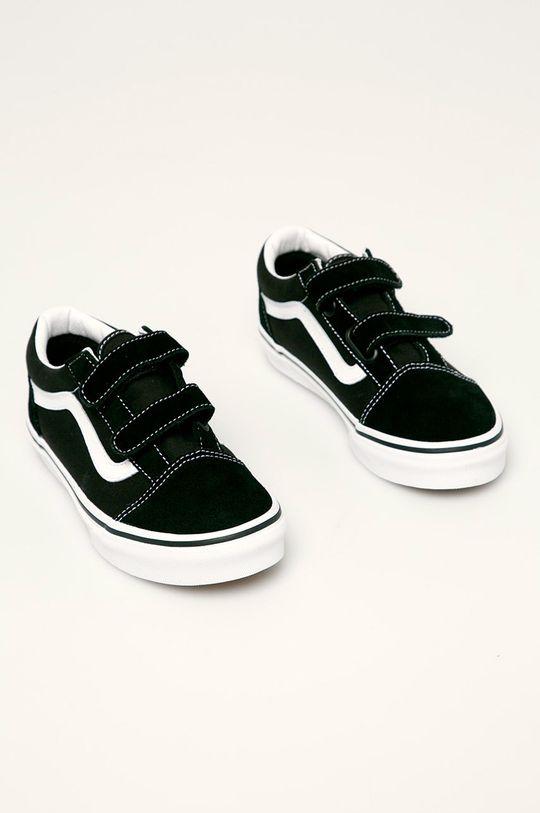 Vans - Tenisówki dziecięce Old Skool czarny
