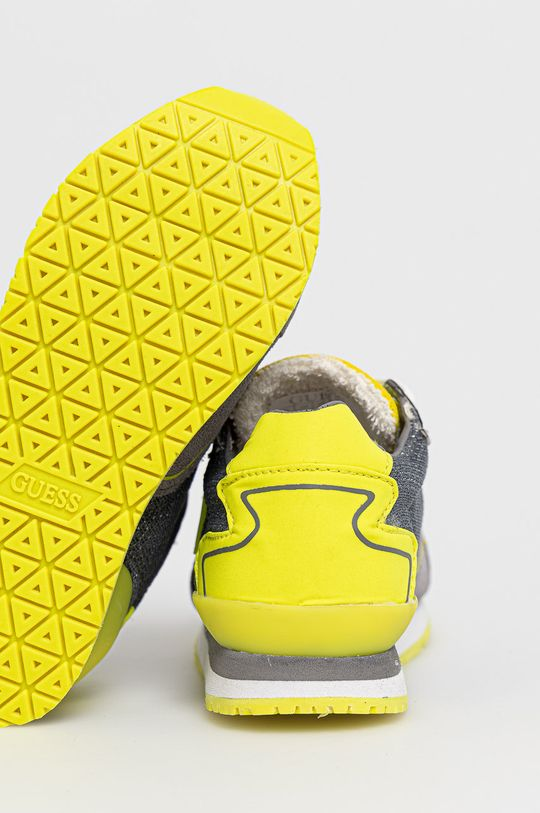 Guess Jeans - Detské topánky  Zvršok: Syntetická látka, Textil, Prírodná koža Vnútro: Syntetická látka, Textil, Prírodná koža Podrážka: Syntetická látka