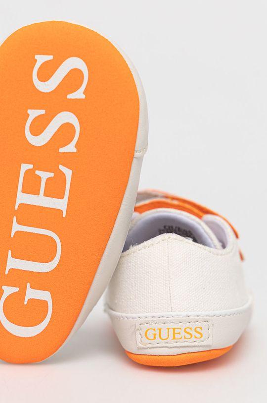 Guess Jeans - Detské topánky  Zvršok: Syntetická látka, Textil, Prírodná koža Vnútro: Textil Podrážka: Syntetická látka