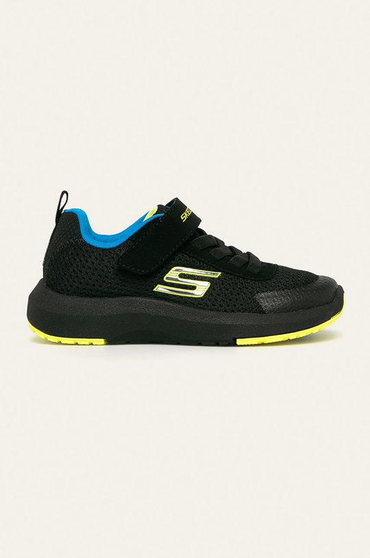 černá Skechers - Dětské boty Chlapecký