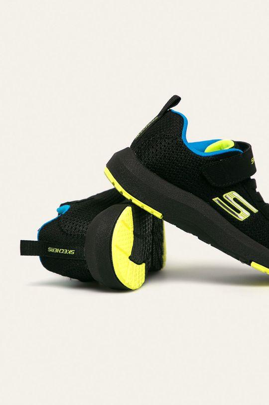 Skechers - Dětské boty  Svršek: Umělá hmota, Textilní materiál Vnitřek: Textilní materiál Podrážka: Umělá hmota