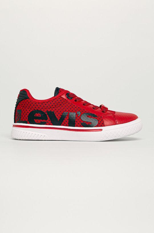 červená Levi's - Detské topánky Chlapčenský