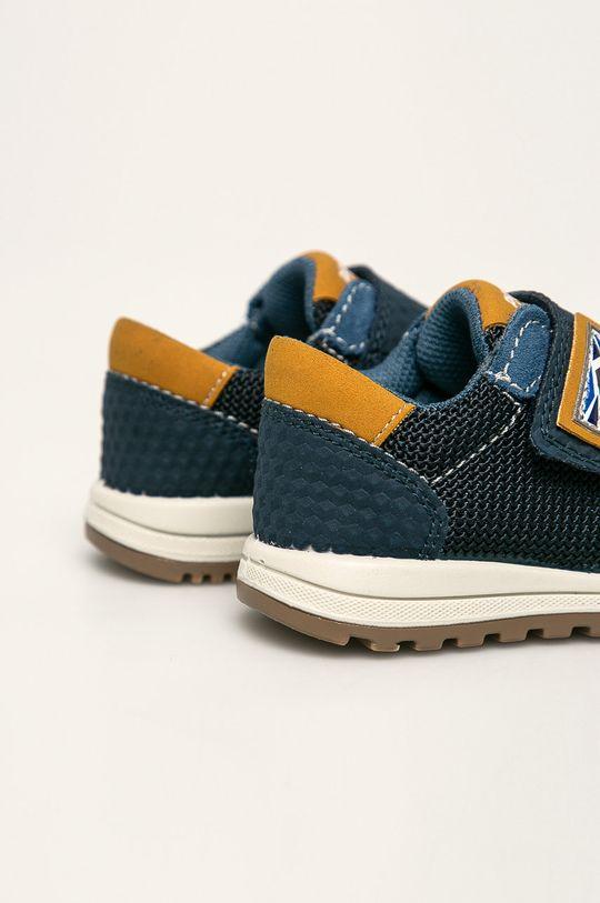 Primigi - Dětské boty Svršek: Textilní materiál, Semišová kůže Vnitřek: Textilní materiál, Přírodní kůže Podrážka: Umělá hmota