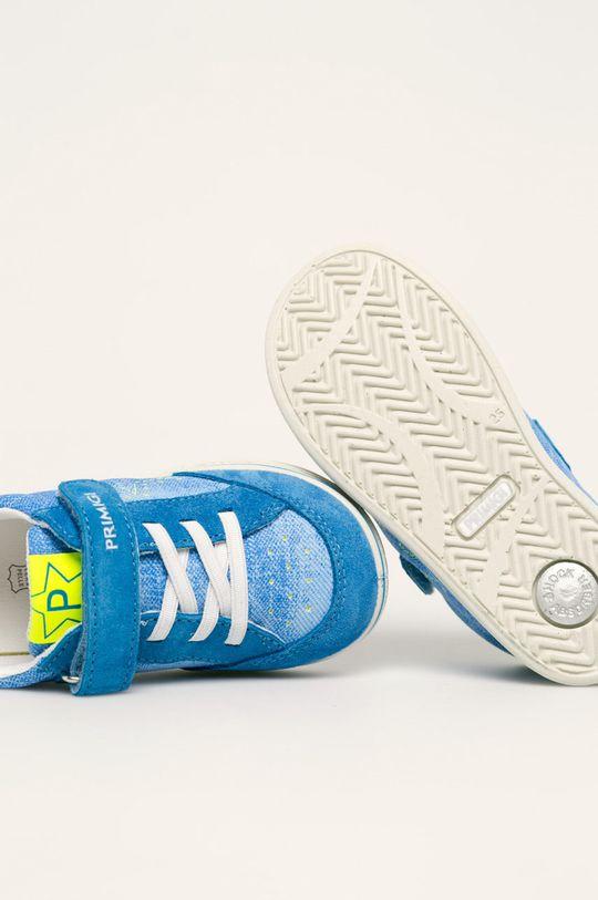 modrá Primigi - Dětské tenisky
