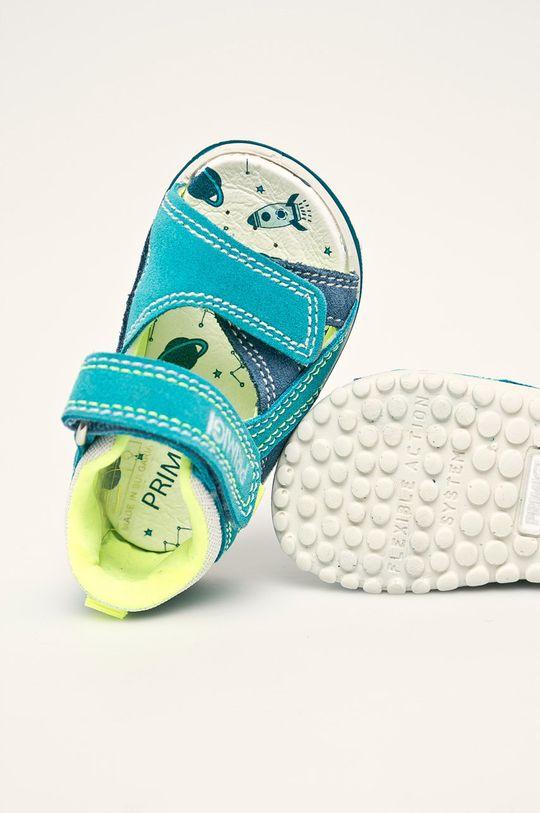 modrá Primigi - Dětské sandály