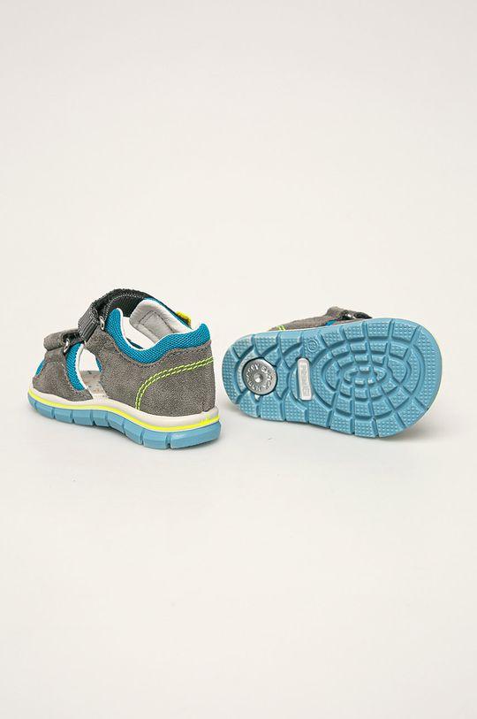 Primigi - Dětské sandály  Svršek: Textilní materiál, Přírodní kůže Vnitřek: Přírodní kůže Podrážka: Umělá hmota