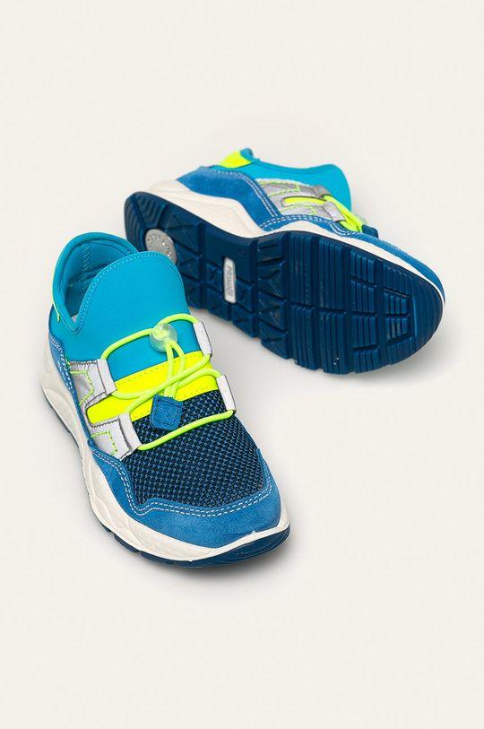 modrá Primigi - Dětské boty