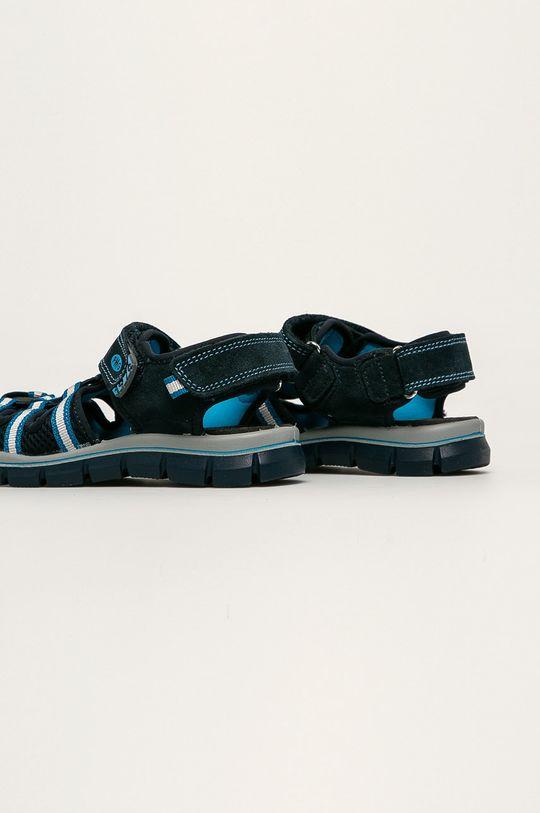 Primigi - Dětské sandály Svršek: Textilní materiál, Semišová kůže Vnitřek: Textilní materiál, Přírodní kůže Podrážka: Umělá hmota