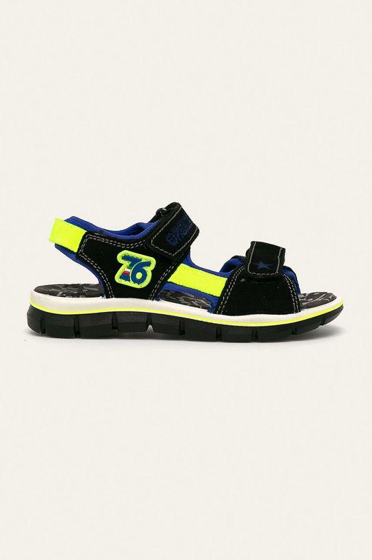 černá Primigi - Dětské sandály Chlapecký