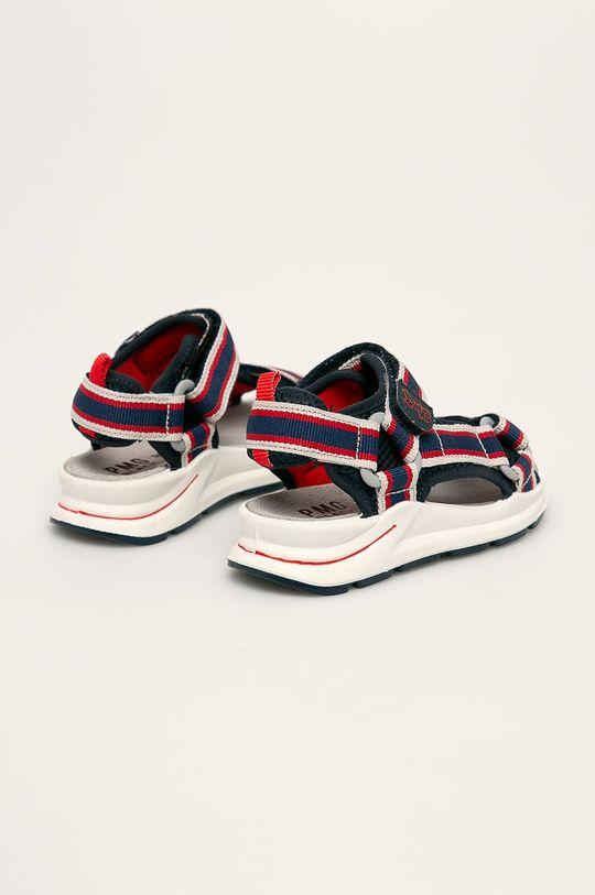 Primigi - Dětské sandály Svršek: Textilní materiál Vnitřek: Textilní materiál, Přírodní kůže Podrážka: Umělá hmota