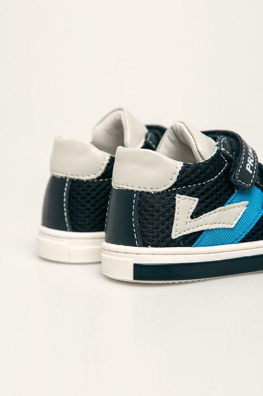 Primigi - Detské topánky  Zvršok: Textil, Prírodná koža Vnútro: Prírodná koža Podrážka: Syntetická látka