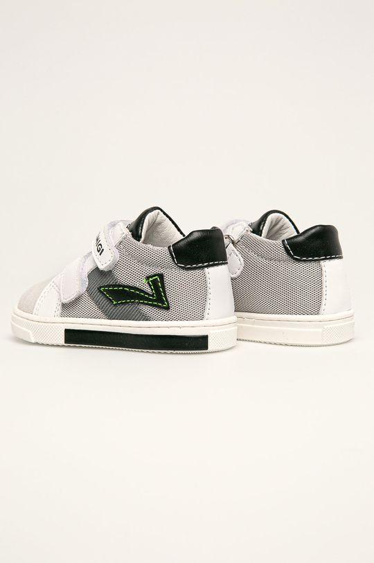 Primigi - Pantofi copii Gamba: Material textil, Piele naturală Interiorul: Piele naturală Talpa: Material sintetic