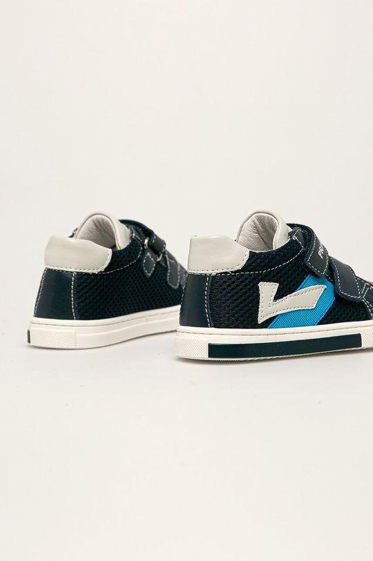 Primigi - Dětské boty Svršek: Textilní materiál, Přírodní kůže Vnitřek: Přírodní kůže Podrážka: Umělá hmota